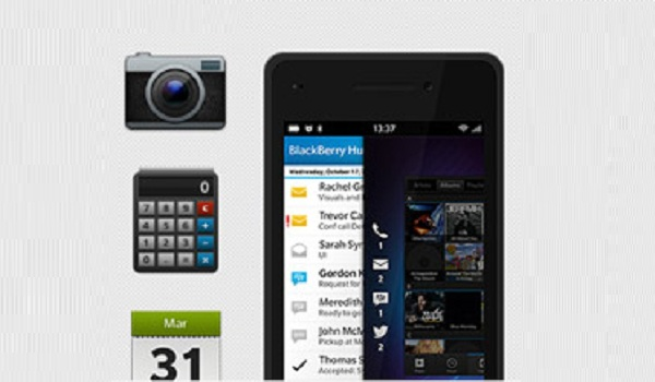 uninstall Android apps on BlackBerry 10