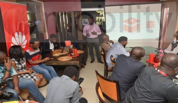 G-Power Bloggers Roundtable session