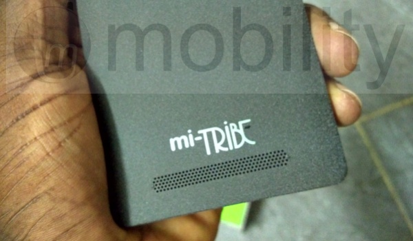 mi-tribe a500 in hand back cover bottom