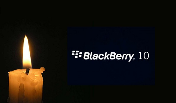 BlackBerry OS on life support