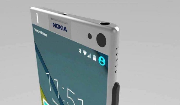 Android-powered Nokia