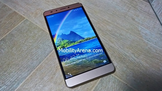 Infinix Note 3 benchmark tests