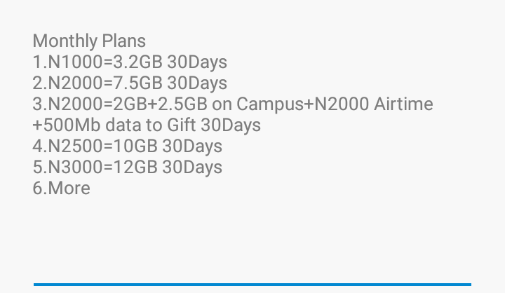 glo-new-rates Data Giveaway