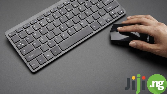 essential computer accessories - Wireless mouse and keyboard