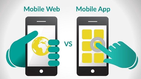 ​Mobile Websites versus Mobile Apps: All you need to know